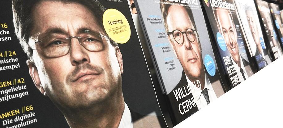DerBörsianer.com Printausgaben