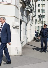 LH Peter Kaiser in Wien