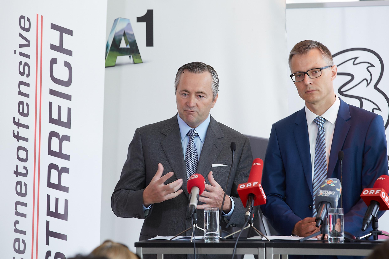 Internetoffensive Hannes Ametsreiter kritisiert Handysteuer