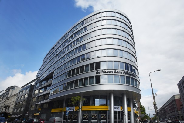 Raiffeisen Polbank in Polen