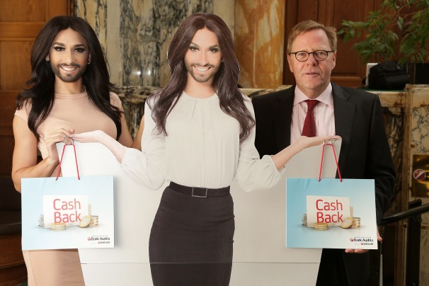 Wurst Conchita Bank Austria Kapitalmarkt