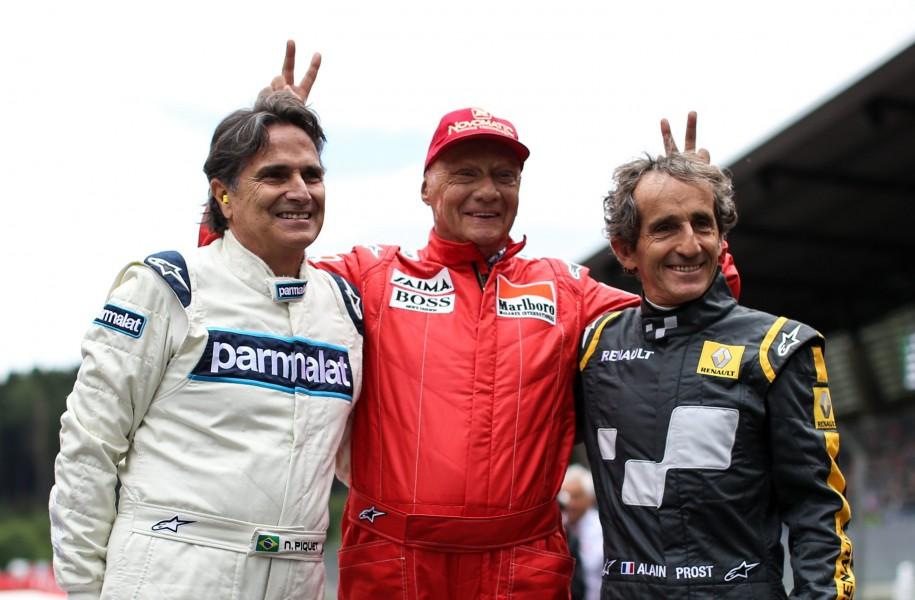 Niki Lauda steigt bei Rene Benko Signa ein