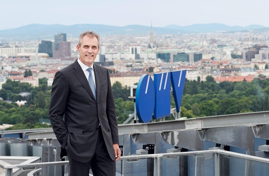 Rainer Seele CEO OMV neu im Amt