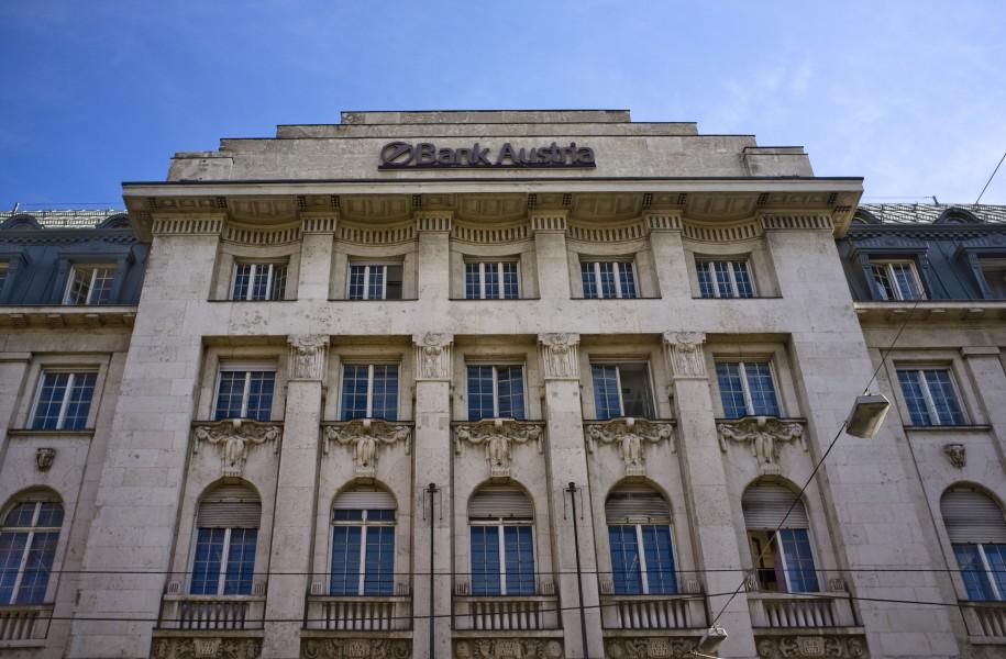 Jobabbau bei UniCRedit Bank Austria