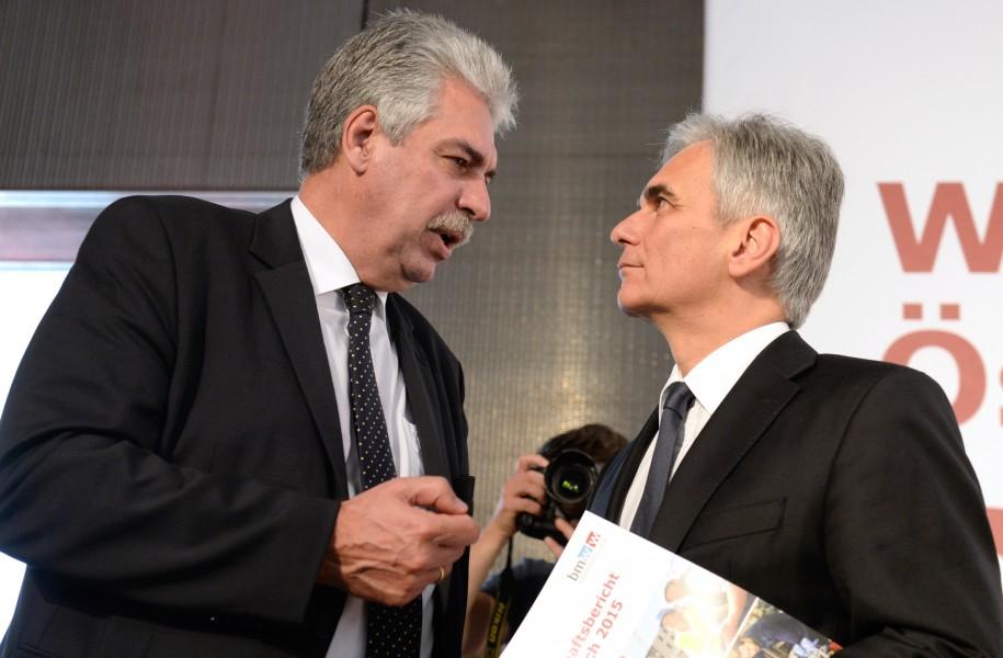 Reduktion Bankenabgabe SPÖ und ÖVP