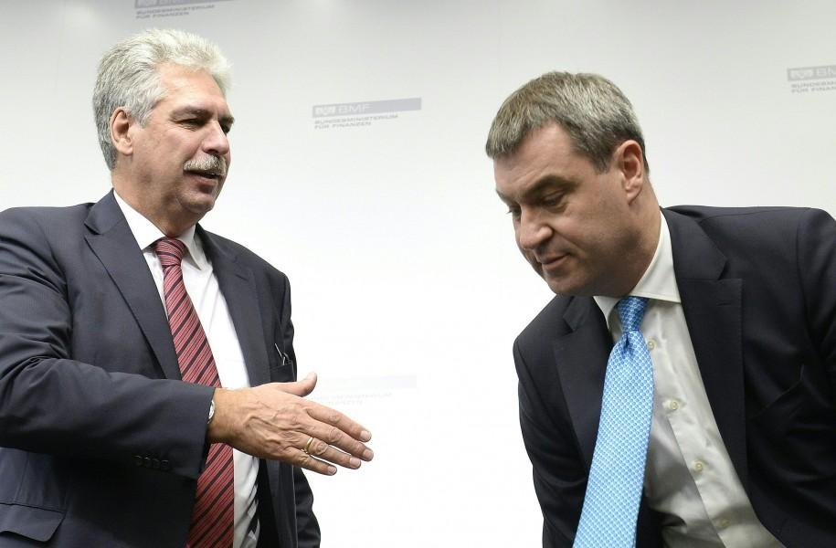 Hypo Vergleich Bayern Österreich Schelling Söder