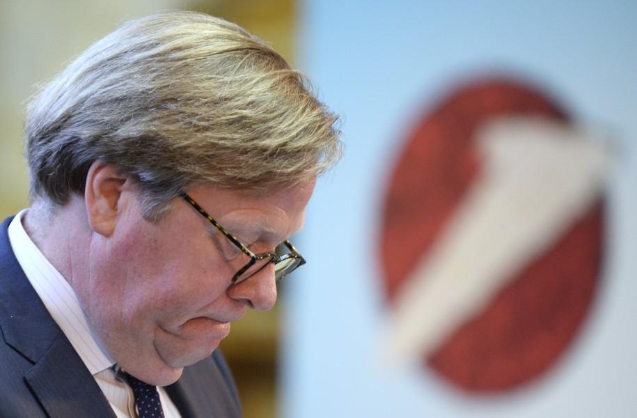 Bank Austria Chef Cernko hört auf