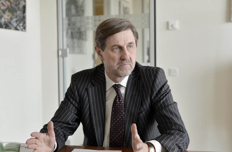 Bruno Ettenauer Gründe Rücktritt CA Immo