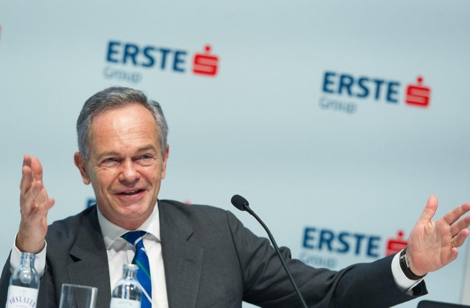 Banker-Bonus, Andreas Treichl, Erste Group Bank AG