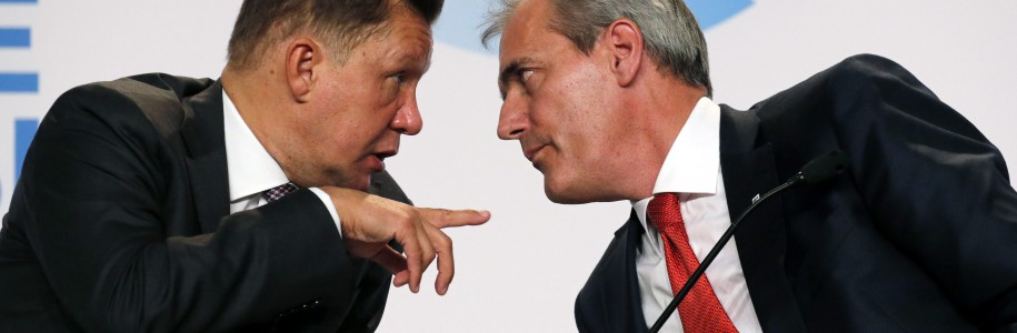 Asset Deal OMV Gazprom Nordsee