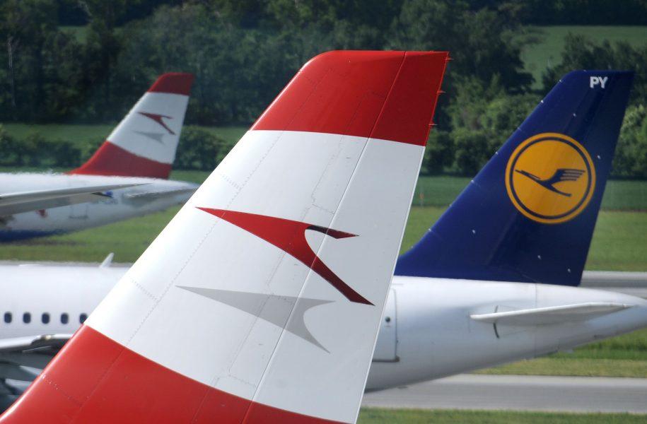 Austria Lufthansa Sqeez-out Einigung Vergleich