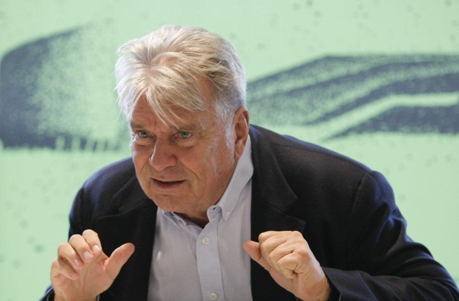 Haselsteiner spendet van der Bellen Bundespräsident