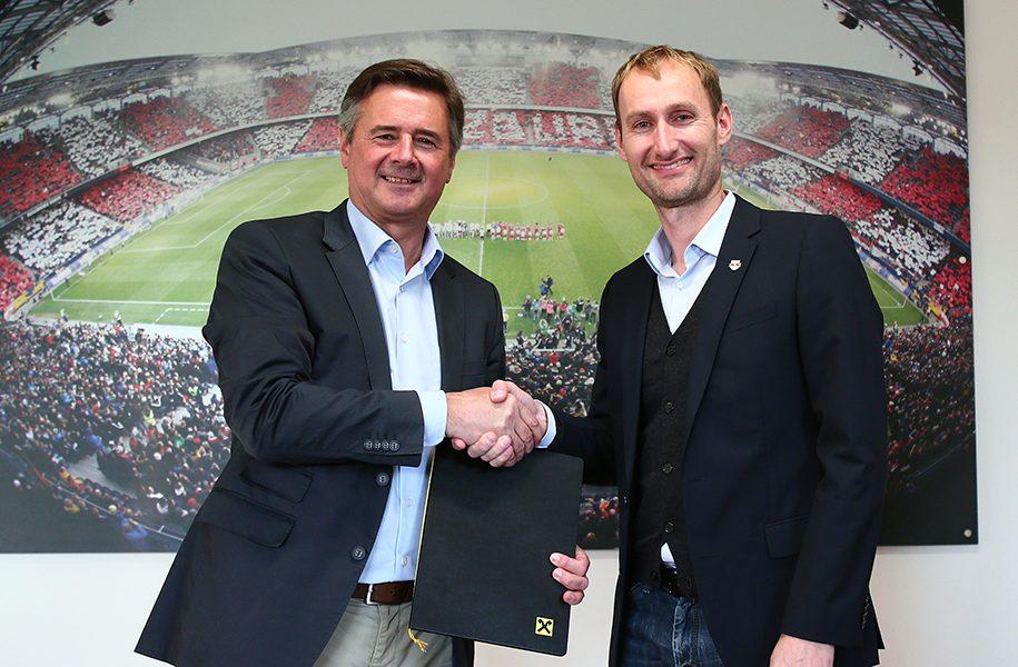 Raiffeisen Red Bull Salzburg Sponsor