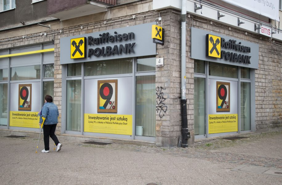 Raiffeisen-Polbank-RBI-Verkauf