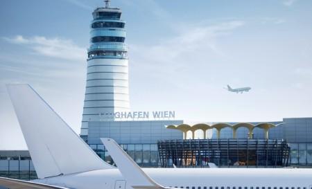 Flughafen-Wien-Piste-Schulterschluss