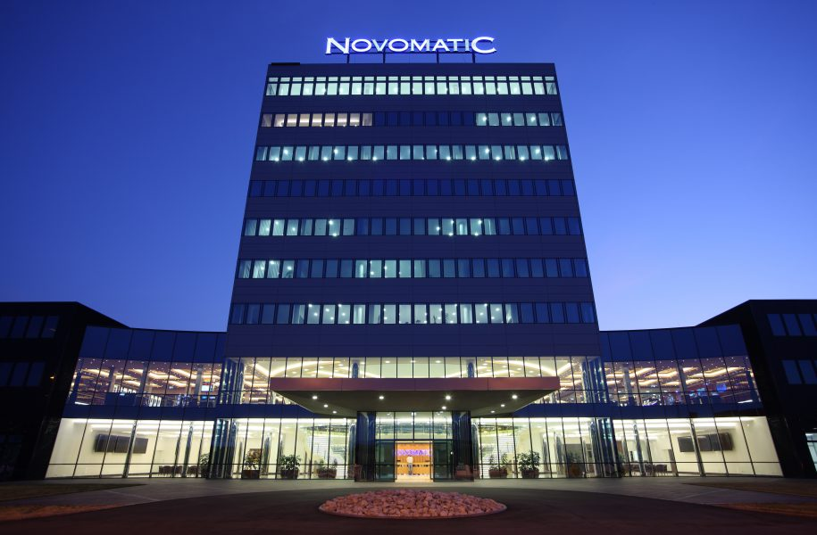 Novomatic-Firmensitz-Gumpoldskirchen