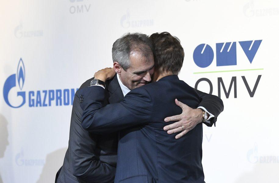 OMV Russland Deal