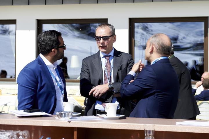 Investorenkonferenz RCB in Zürs
