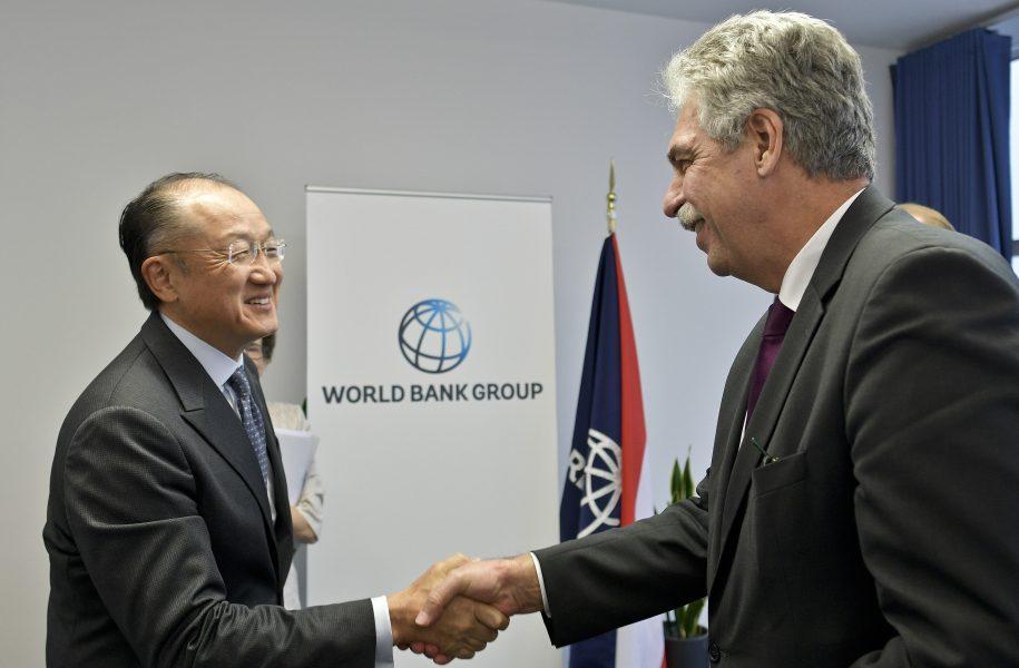 Weltbank Wien Mitarbeiter Schelling