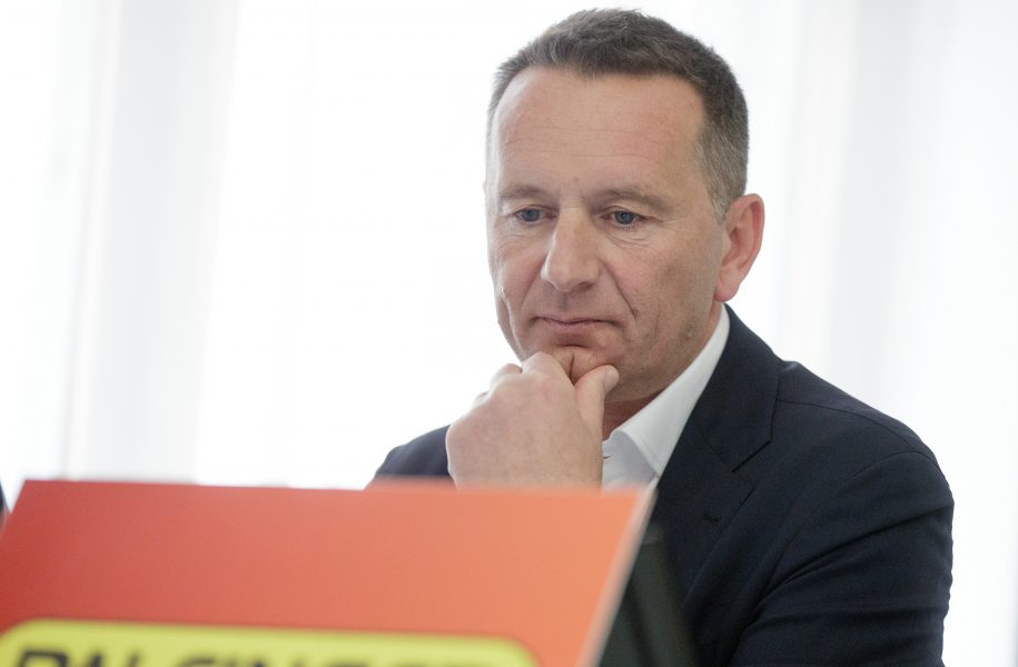 Herbert Ortner verlässt Palfinger