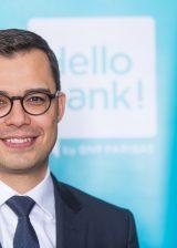 Markus Niederreiner neuer Manager Hello Bank