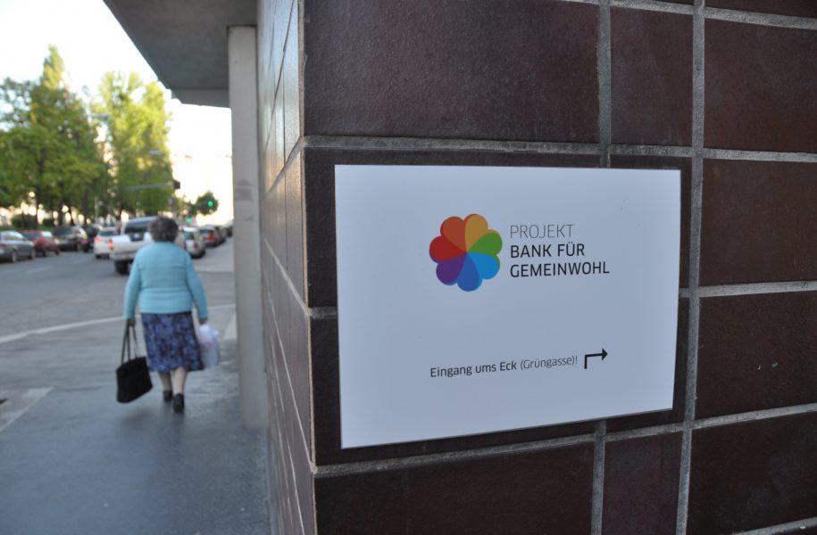 Gemeinwohlbank FMA Banklizenz