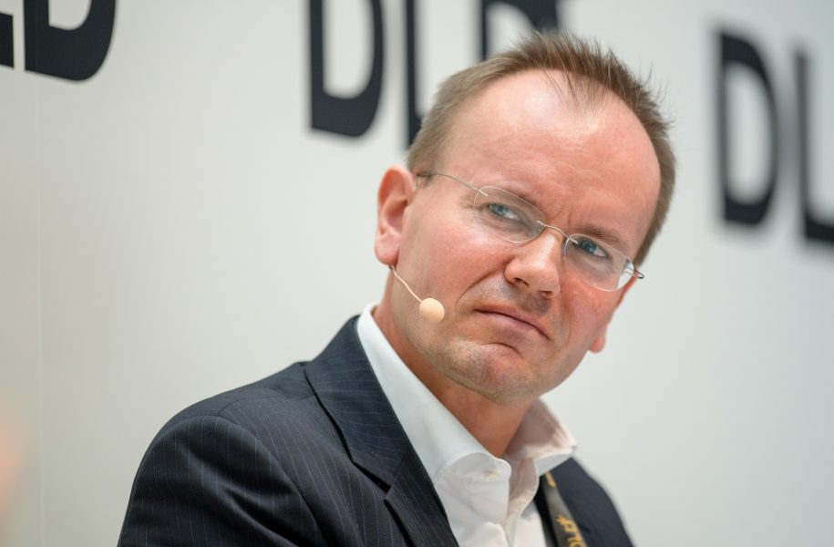 Markus Braun Börsenstar