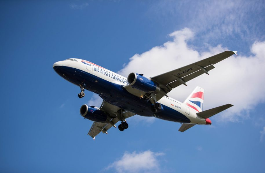 British Airways Aktie