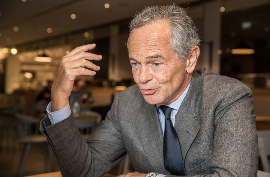 Erste-Chef Treichl zu Erbschaftssteuer und Co.