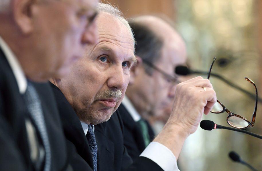 Oenb-Chef Nowotny zu EZB-Nachfolge