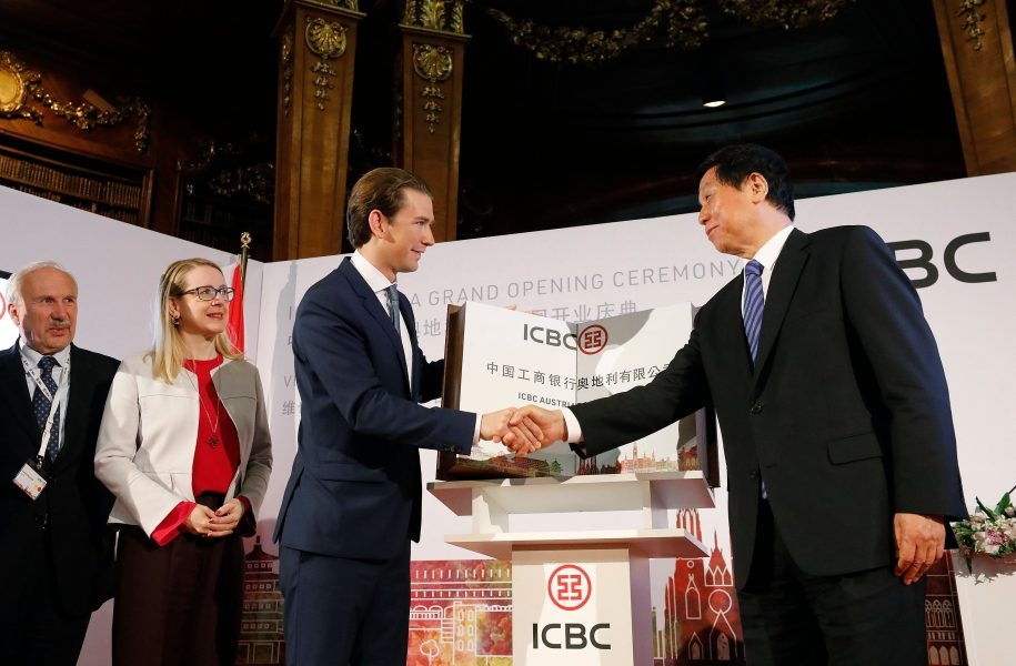 Kurz ICBC Austria