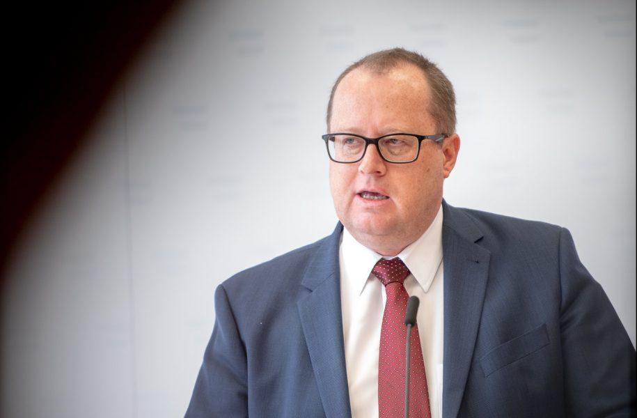 Hubert Fuchs BMF FPÖ Finnazstaatssekretär