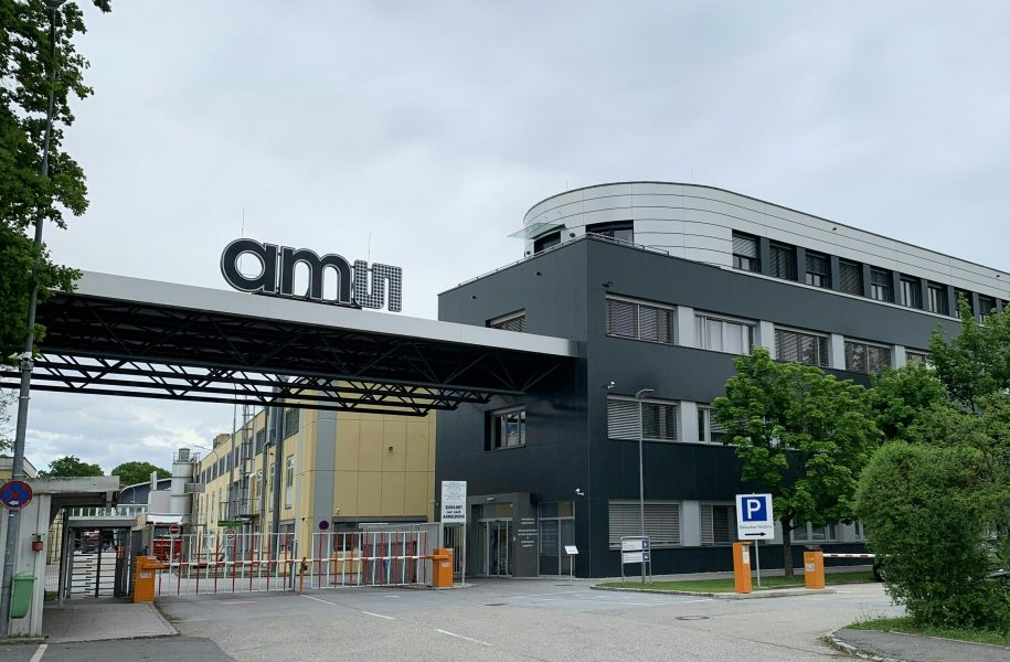AMS AG Osram Licht AG