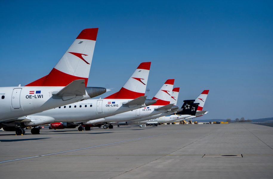Staatshilfe für AUA Lufthansa