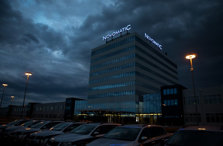 Graf Veträge Novomatic ZIB