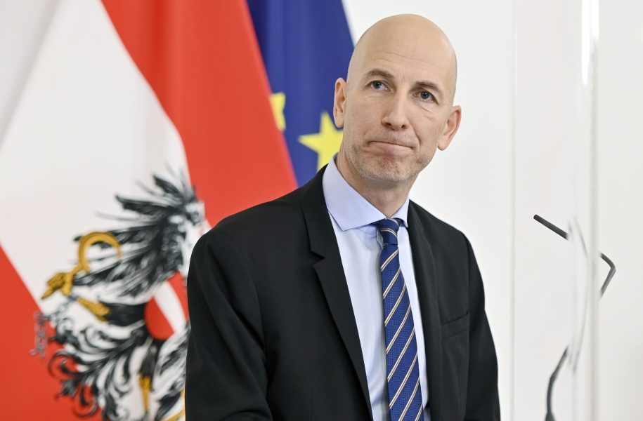 Martin Kocher neuer Arbeitsminister